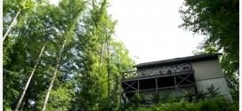 軽井沢の空に一番近い家で暮らす。